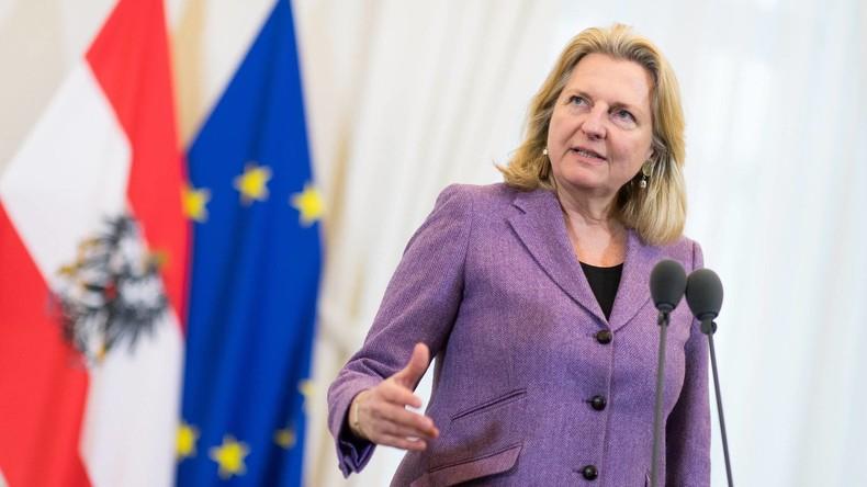 Karin Kneissl: Auch auf EU-Seite wurde das Völkerrecht gebrochen