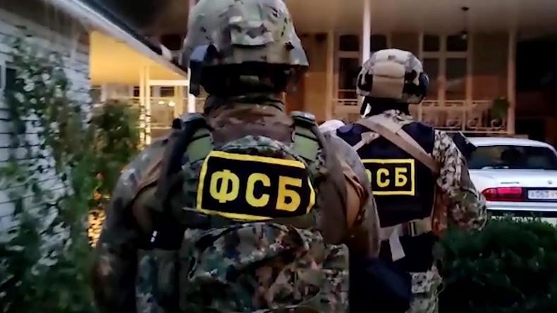 Russischer Inlandsgeheimdienst FSB hob 2019 fast 80 international aktive Terrorzellen aus