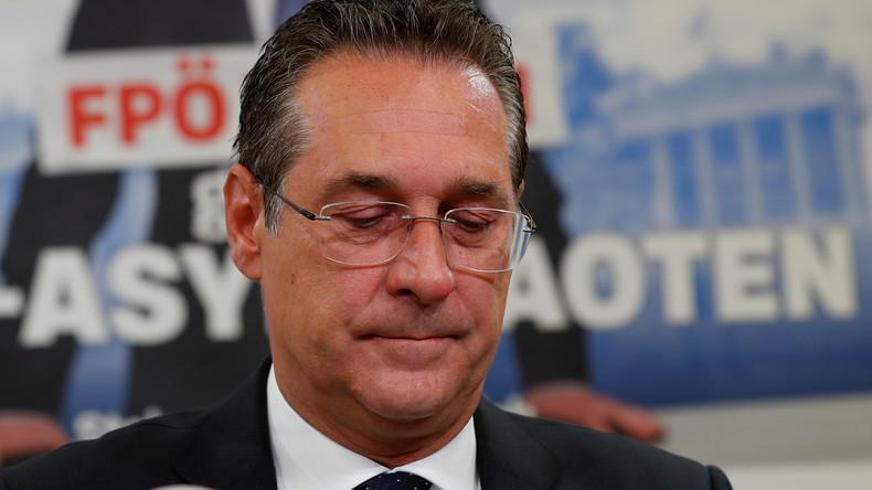 Österreich: Hat Strache einen Nationalratssitz an ukrainischen Oligarchen verscherbelt?