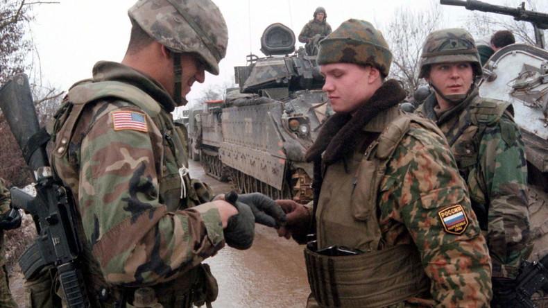 Pentagon zeigt sich alarmiert: Fast 50 Prozent der US-Soldaten betrachten Russland als Verbündeten