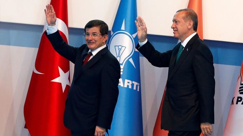 Erdoğan wirft ehemaligen politischen Weggefährten Korruption vor: Sie wollen neue Parteien gründen