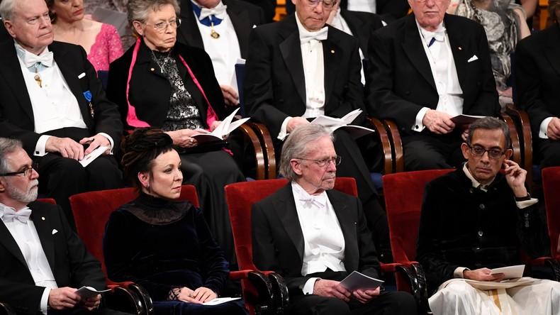 """Literaturnobelpreis an Peter Handke verliehen – Erdoğan kritisierte ihn als """"rassistische Person"""""""