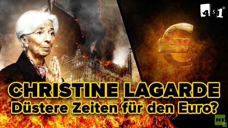 Christine Lagarde – Die neue Chefin der EZB | Segen oder Fluch für den Euro? | 451 Grad