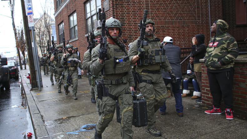 USA: Sechs Tote bei Schießerei in US-Bundesstaat New Jersey