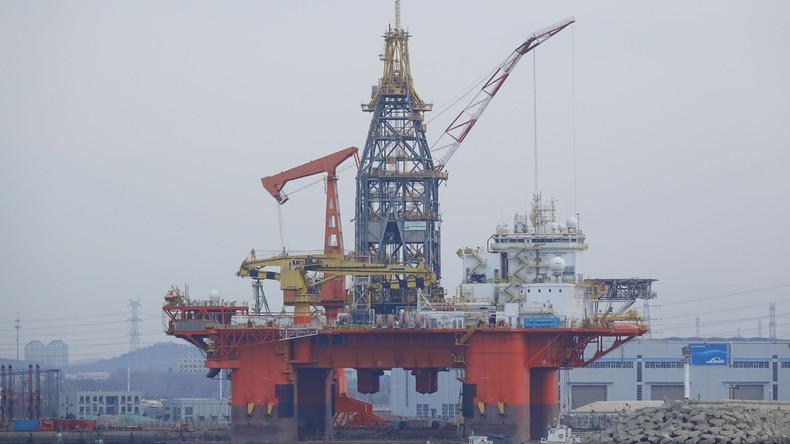 Von Nachfrage getrieben: China gewinnt das Offshore-Wettrennen um Erdöl