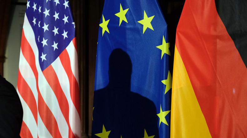 """US-Sanktionen gegen EU-Konzerne wegen Nord Stream 2: Verband warnt vor """"Angriff auf Souveränität"""""""