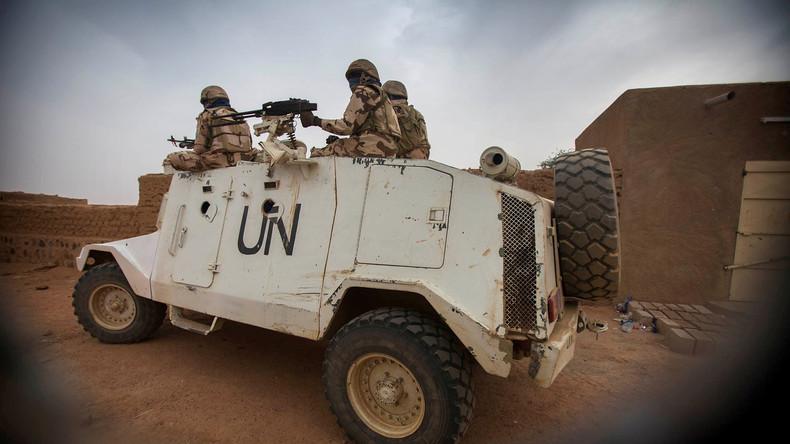 """""""Persona non grata"""" – Regierung vonMalischmeißt französischen Leiter der UN-Mission MINUSMA raus"""