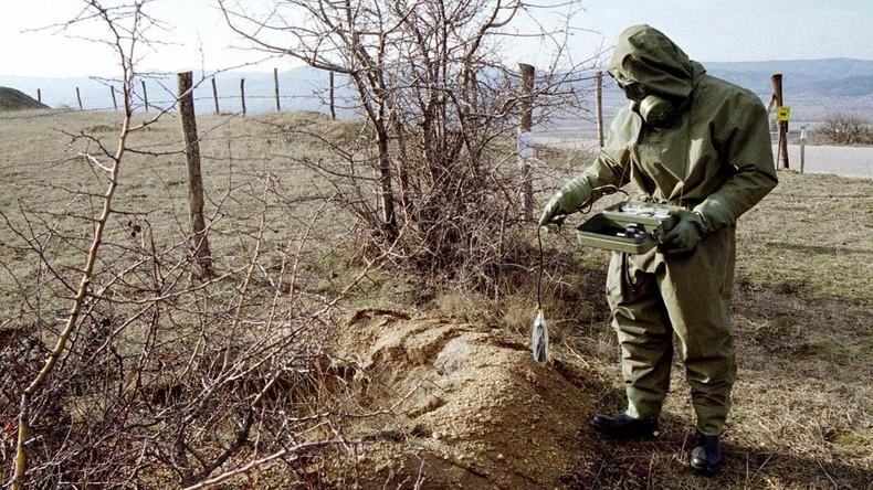 Von Klimaschützern kaum beachtet: Das Militär als Totengräber der Umwelt (Exklusivabdruck)