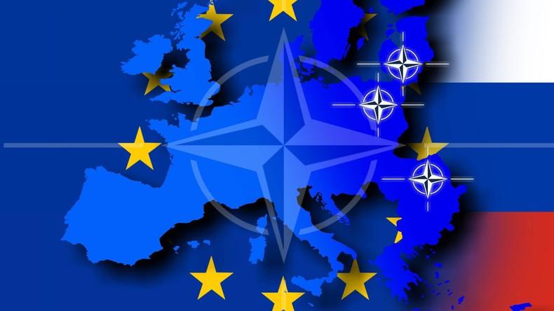 Der Frieden im Baltikum wird durch die NATO bedroht!