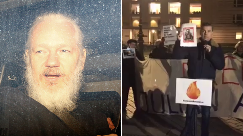 Ken Jebsen: Deutsche Medien beweisen bei Assange, dass sie reinste NATO-Presse sind