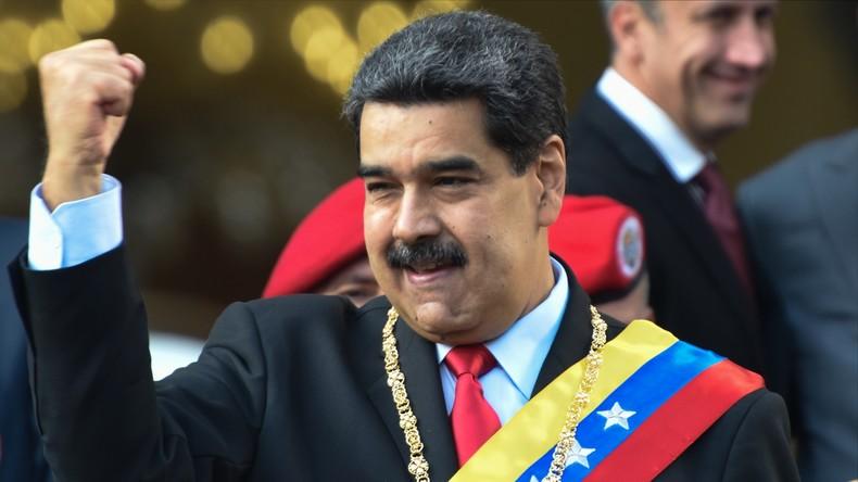 """""""Nein!"""" … """"Doch!"""" … """"Oh!"""" – Das Erwachen der US-Medien über den gescheiterten Putsch in Venezuela"""