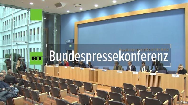 BPK: Wieso spricht sich Heiko Maas gegen Abzug von US-Atomwaffen aus Deutschland aus?