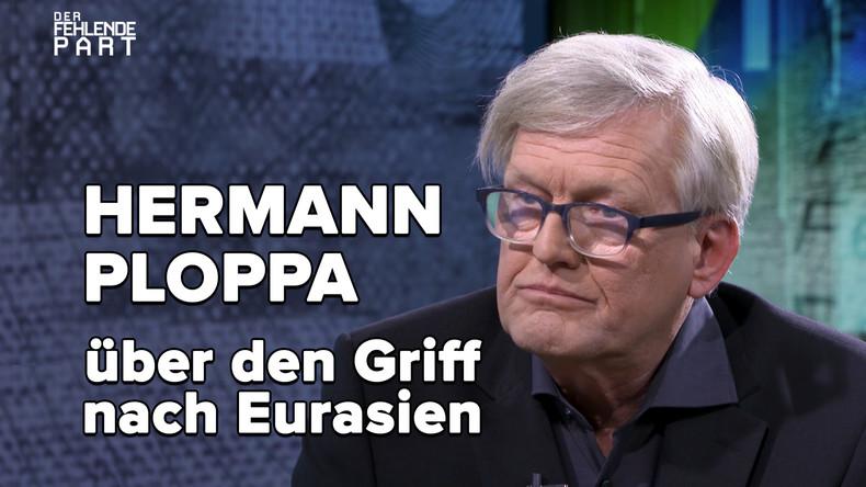 """""""Die Verblödung der US-Eliten ist mordsgefährlich!"""" – Hermann Ploppa im Gespräch"""