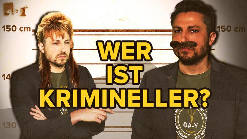 Der große Umfragenschwindel | Almans krimineller als Kenecks? | 451 Grad