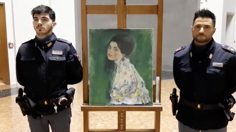 Nach 23 Jahren Fahndung: Eines der meistgesuchten Kunstwerke Italiens aufgetaucht