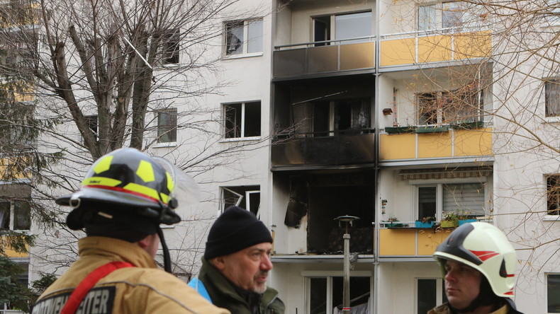 Nach Wohnhaus-Explosion in Blankenburg: Polizei findet Weltkriegsmunition und Flüssiggasflaschen