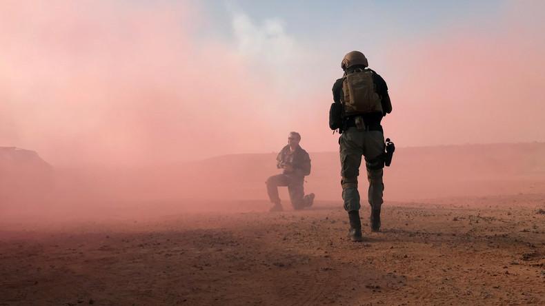 Mindestens 71 getötete Soldaten bei IS-Angriff im Niger (Video)