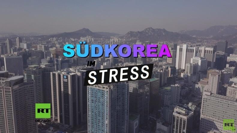 RT-Doku: Südkorea im Stress – Scheinknast und Scheinbegräbnis gegen Selbstmordgedanken