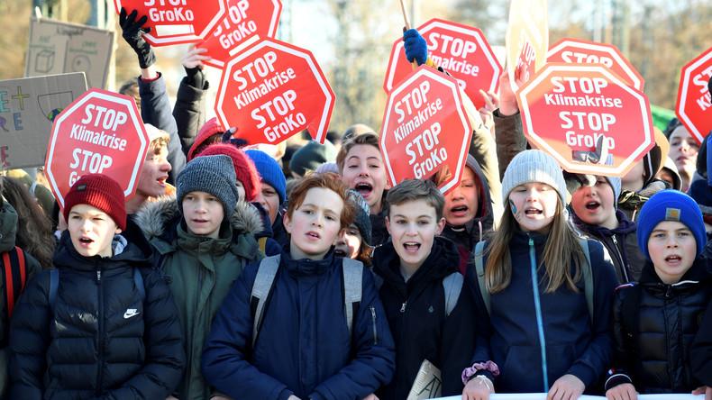 Fridays for Future: Eine Bewegung von Reichenkindern für die Interessen der Großkonzerne?