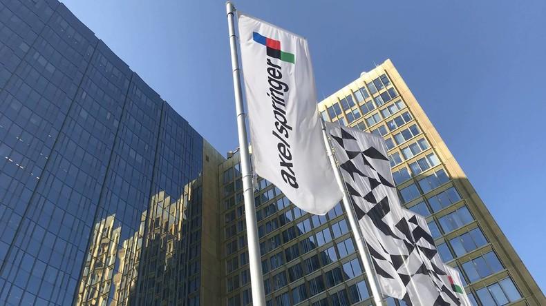 US-Investor KKR greift nach der Macht im Springer-Verlag