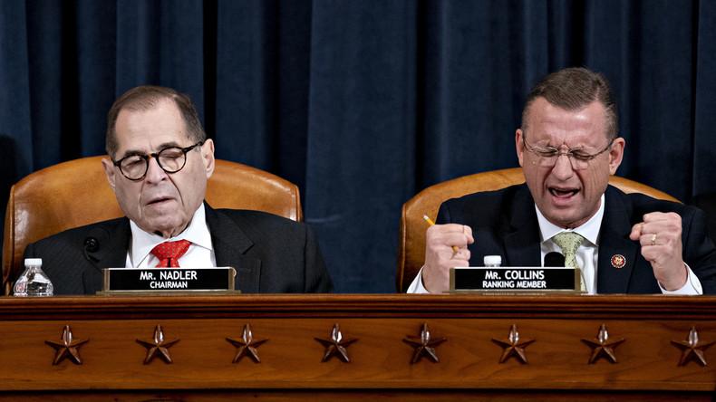 US-Kongress: Ausstieg aus INF-Vertrag war verfassungswidrig - Daher kein Geld für neue US-Raketen