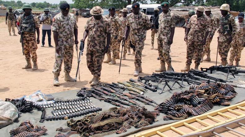 Sponsoring von Boko Haram: Demonstranten stürmen französische Botschaft in Nigeria