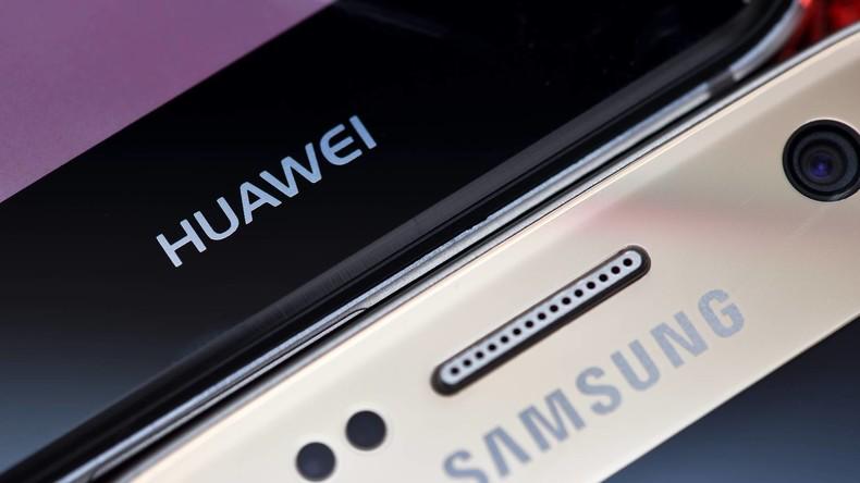 Huawei nähert sich der Entthronung von Samsung als weltweite Nummer eins bei Smartphones