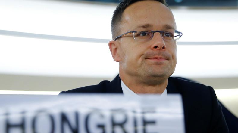 Ungarns Außenminister: Menschenrechte werden für Einmischung in innere Angelegenheiten genutzt