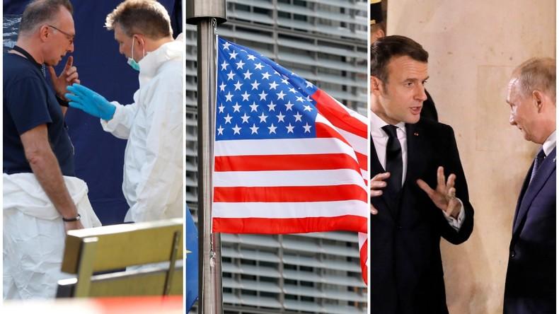 """""""Tiergarten-Mord"""", US-Sanktionen, Ukraine-Gipfel: Wochenrückblick auf den medialen Abgrund"""