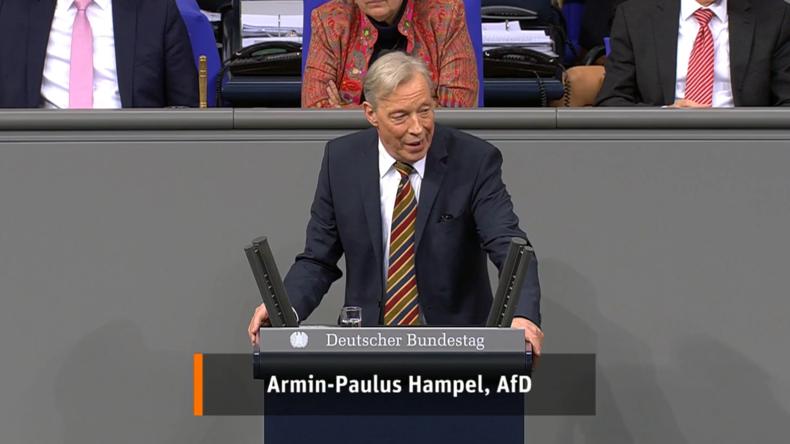AfD-Sprecher fordert neue Russland-Politik – CDU-Politiker empfiehlt ihm Job bei RT