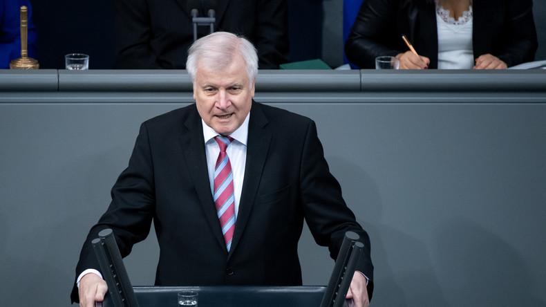 """Horst Seehofer zu Tiergarten-Mord: """"Begründete Hoffnung auf Unterstützung von russischer Seite"""""""