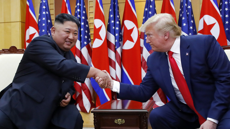 USA machtlos: Nordkorea testet Langstreckenraketen (Video)