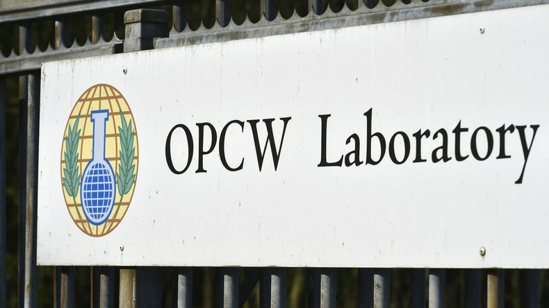 Giftgas in Syrien: OPCW versinkt in Manipulation und Lügen (Video)