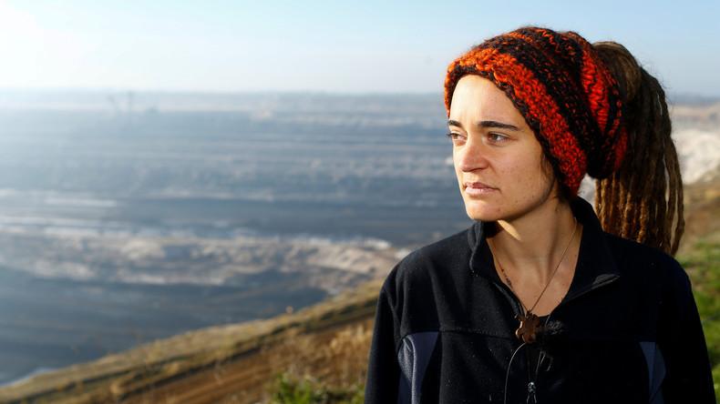 """Wegen der """"Klimakatastrophe"""": Carola Rackete ruft zu zivilem Ungehorsam auf"""