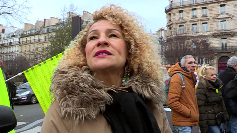 """Paris: Wieder Proteste gegen Regierung – """"Hätte Macron keine Polizei, wäre er schon längst weg"""""""