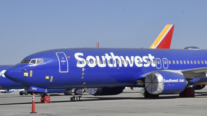 Hiobsbotschaft für US-Wirtschaft: Boeing stoppt Produktion der 737 MAX