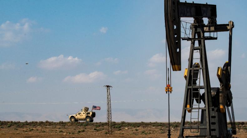 Ressourcenraub in Syrien: Die Vereinigten Staaten als Öldealer für Israel?