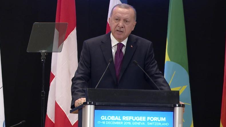"""Erdoğan macht Westen unglaubliche Vorwürfe: """"Haben Flüchtlingsboote mit Menschen versenkt"""""""