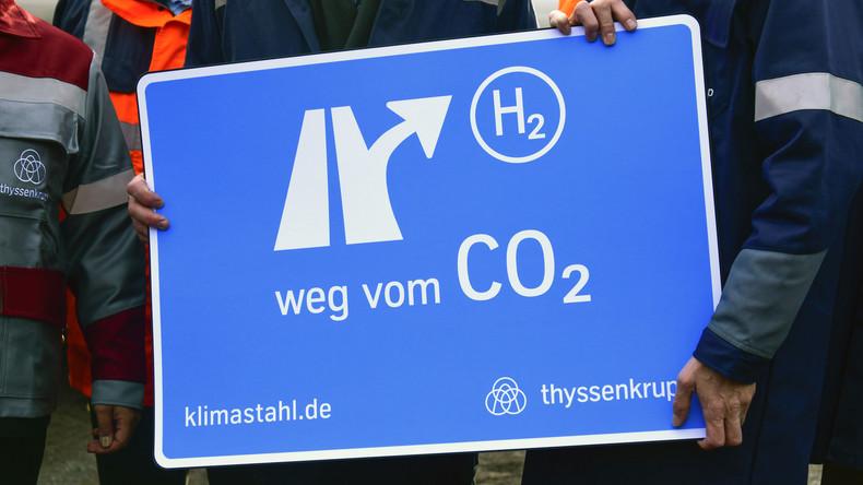CO2-Steuerwahnsinn wird nur in Deutschland gefeiert