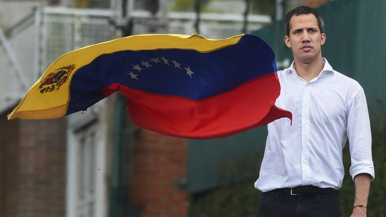 """Russland schickt humanitäre Ladung nach Venezuela und erklärt """"Projekt Guaidó"""" für gescheitert"""