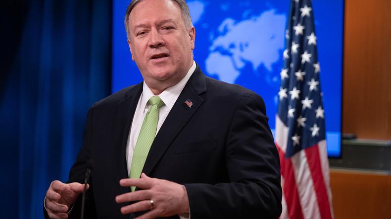 """""""Die Wahrheit wird siegen"""": US-Außenminister Pompeo gibt Özil Rückendeckung für seine China-Schelte"""