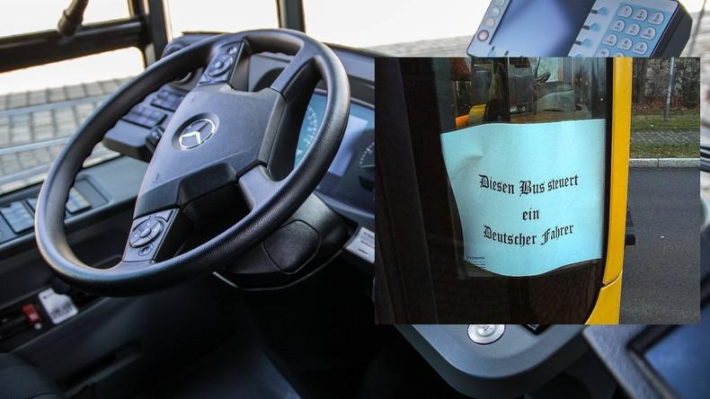 Die Suspendierung eines Busfahrers als Hochfest der Doppelmoral