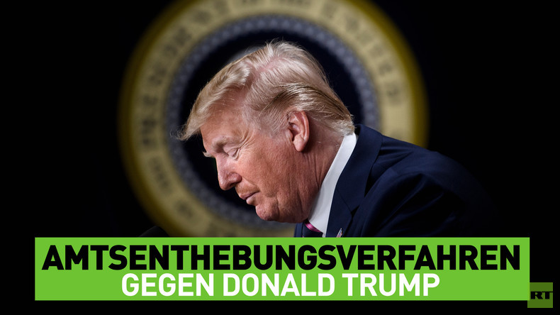 Should he stay or should he go? Historisches Votum zum Impeachment-Verfahren gegen Donald Trump