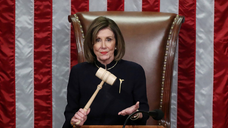 Demokraten leiten Amtsenthebungsverfahren gegen US-Präsident Donald Trump ein