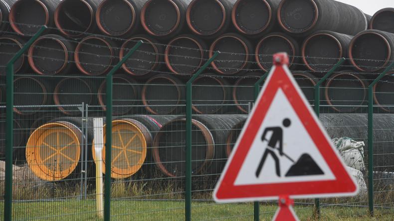 """""""Angriff auf Souveränität"""": Empörung in Deutschland wegen US-Sanktionen zu Nord Stream 2"""
