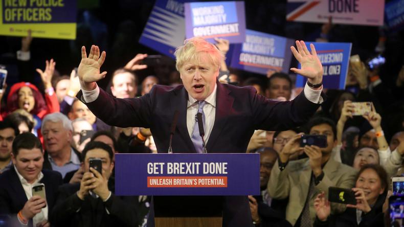 Großbritannien: Steckt hinter dem Triumph von Boris Johnson ein tiefer politischer Umbruch?