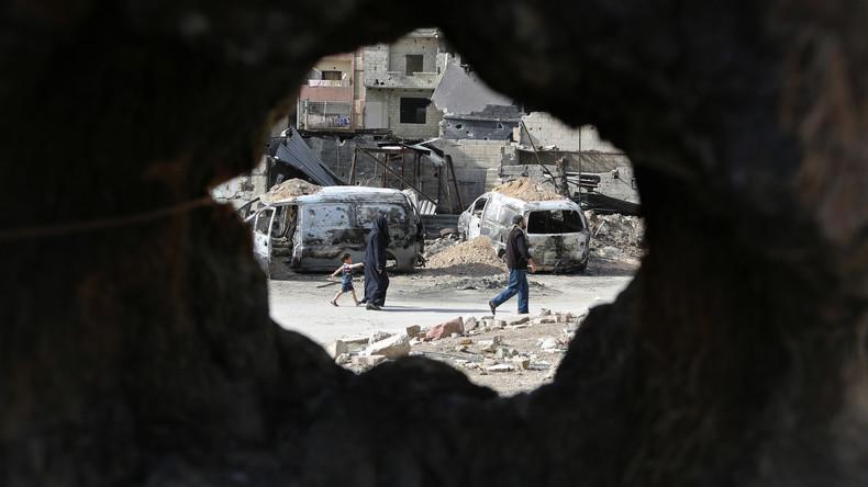 Newsweek-Magazin soll Artikel über OPCW-Bericht zu Giftgas in Syrien verhindert haben (Video)