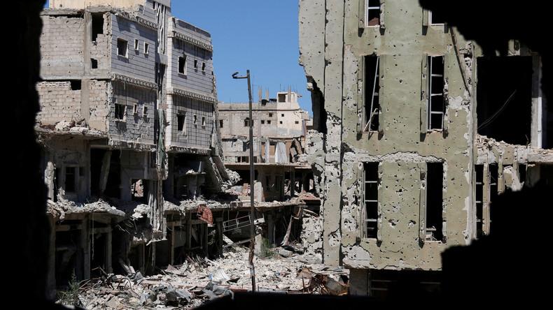 Syrien lädt chinesische Unternehmen zur Beteiligung am Wiederaufbau des Landes ein