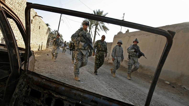 US-Truppenabzug aus Afghanistan: Statt in die Heimat geht es nun gen China?