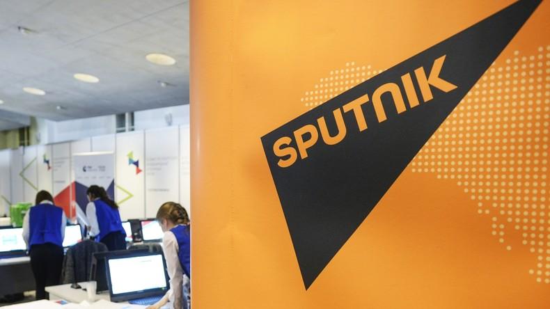 """Putin über Druck auf russischen Sender Sputnik in Estland: """"Erstaunlich zynisch"""""""